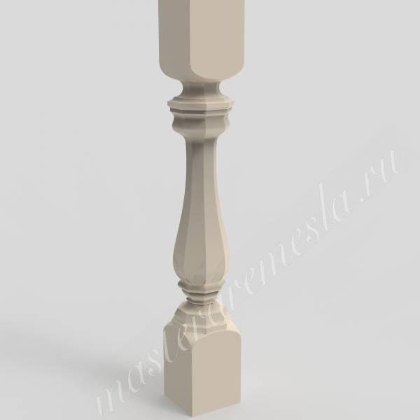3D  модель Балясина 78