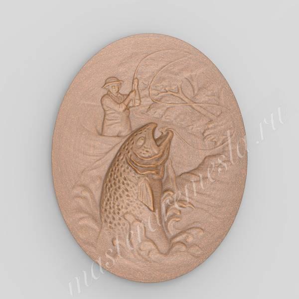 Купить ЧПУ модель Охота и рыбалка