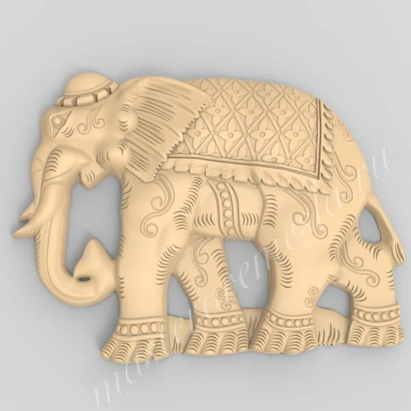 Купить ЧПУ модель Слон 28