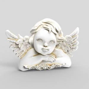 Ангел гравюра