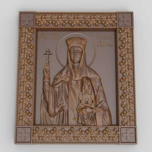 Икона царица Томара