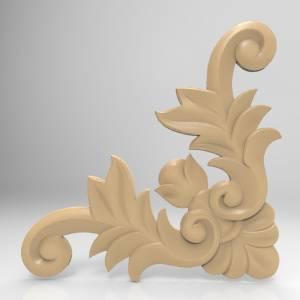 Большой выбор 3D моделей для вашего творчества в категории Уголки.