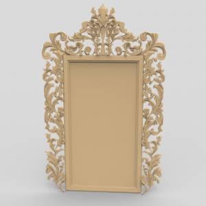 Обрамление для зеркала 1