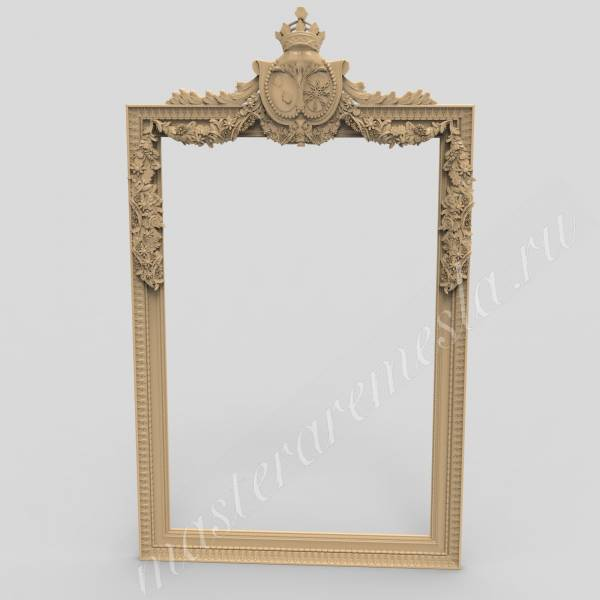 Обрамление для зеркала 2