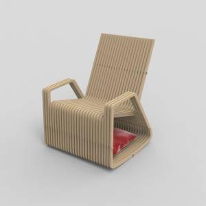 Кресло параметрическое