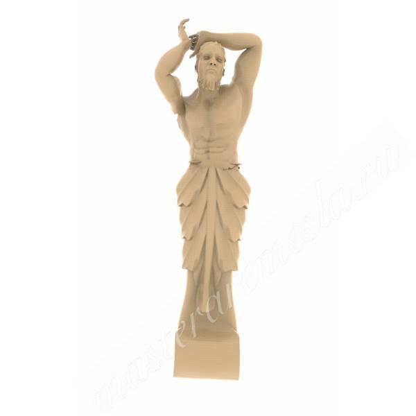 Скульптура-Геракл