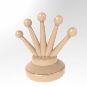 Модели для ЧПУ станков для вашего творчества в категории Шахматы.