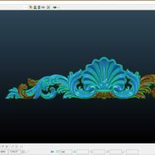 Изменение размера 3D модели в программе Power Mill 2017